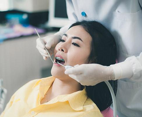 traitement dentaire